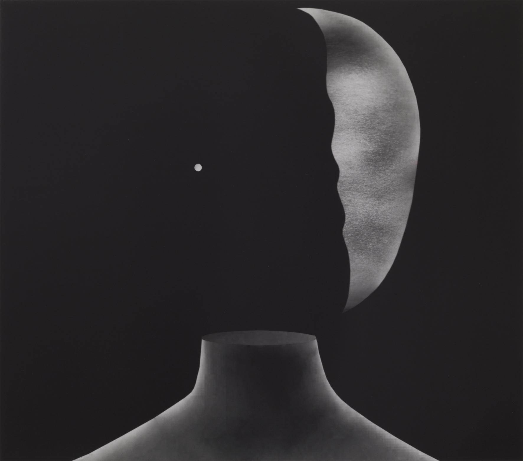Dans la lune ?