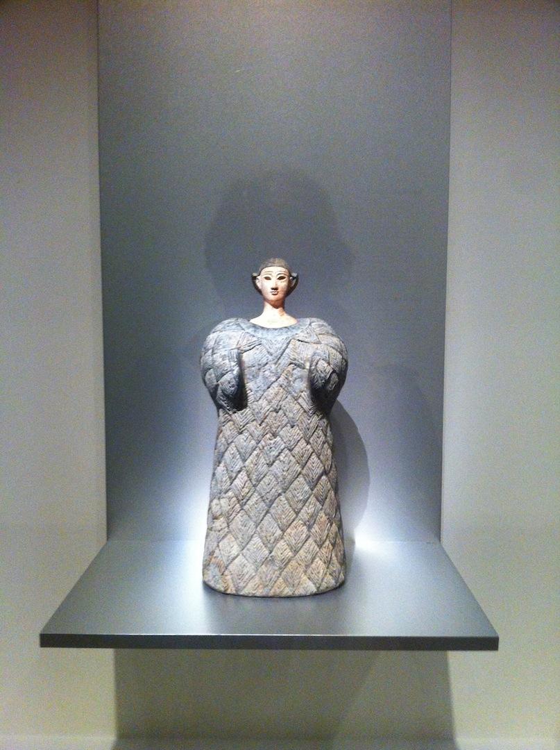 Princesse de Bactriane, début du IIè millénaire av. J.-C.