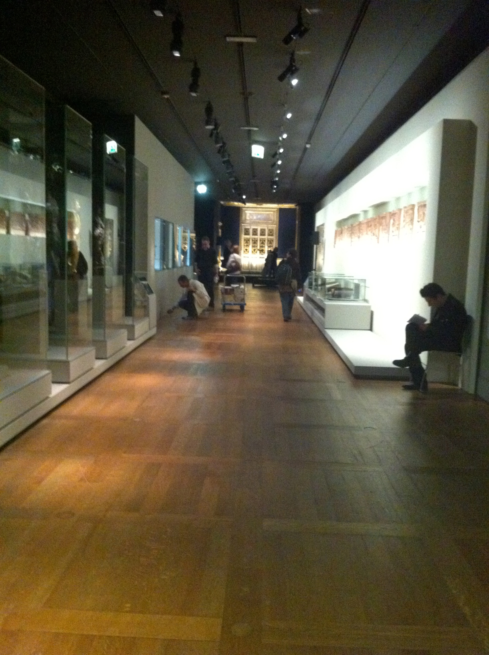 """""""Pas de censure sur la question"""", affirme Laurens des Cars, directrice du musée de l'Orangerie"""