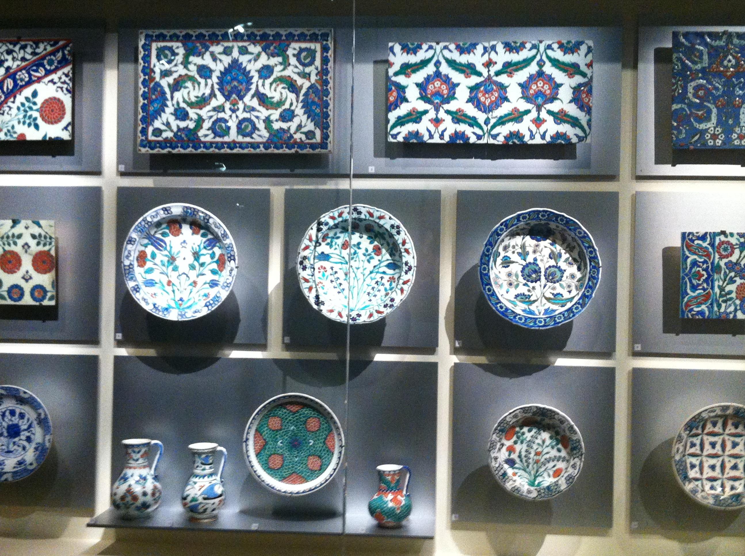 Vaisselle ottomane