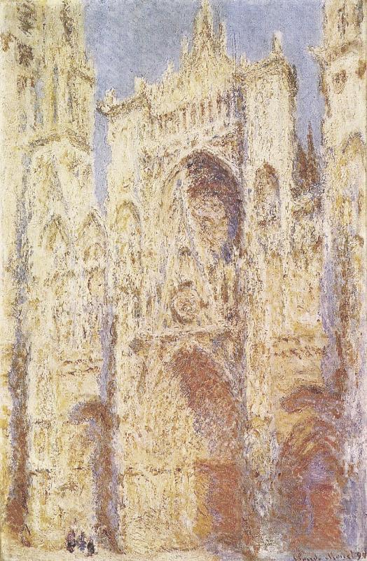 Claude Monet, Cathédrale de Rouen, 1894