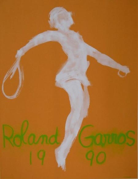 © Claude Garache - Galerie Lelong-FFT 1990