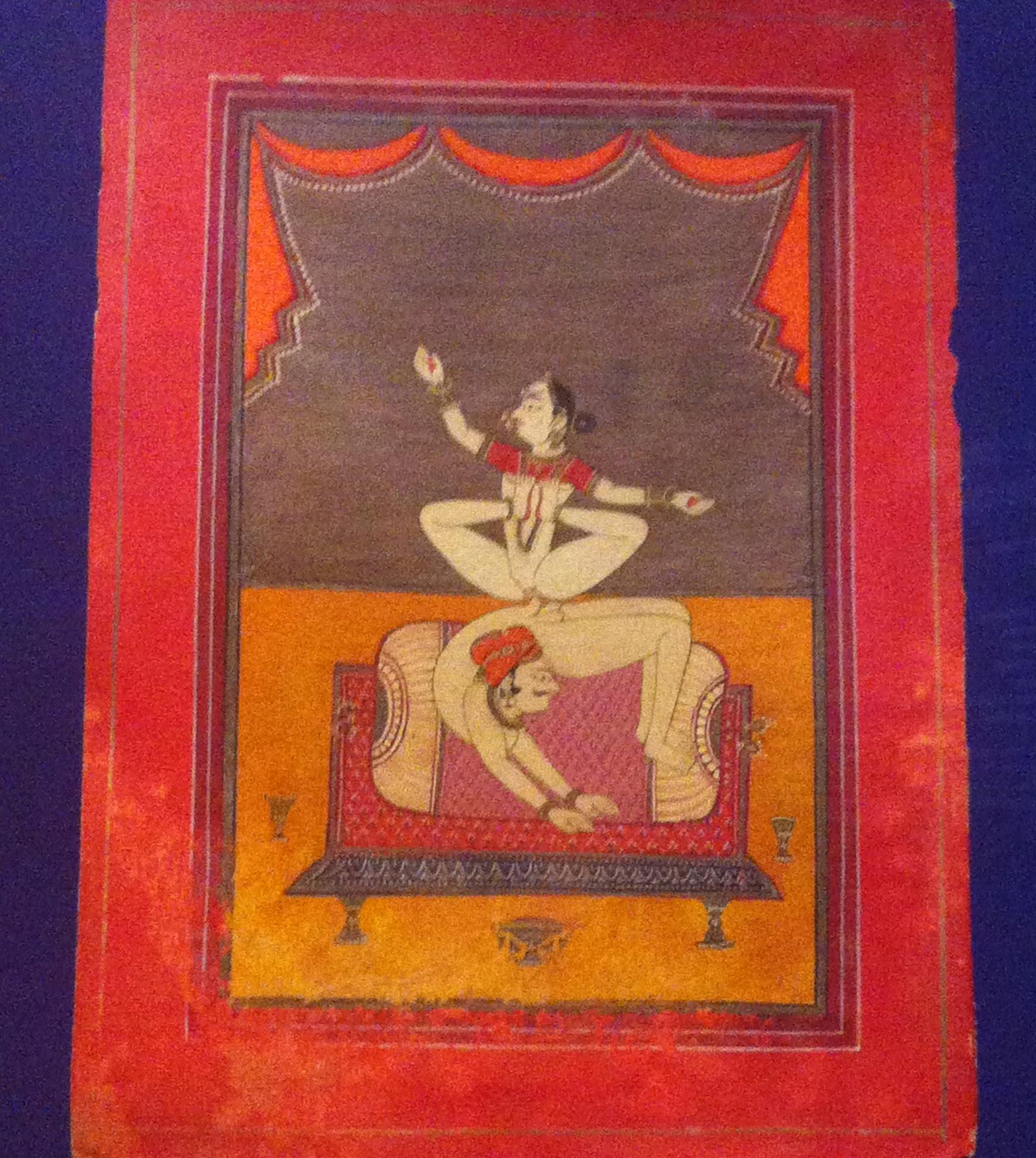 Pour ne pas dire sexe tout court!  > École du Jodhpur, XIXe siècle