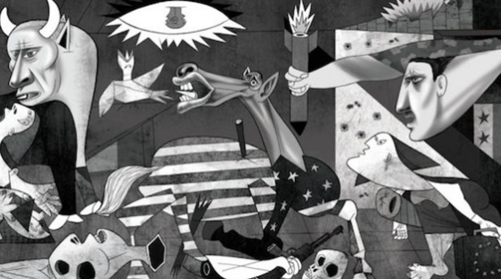 PICTO-Guernica